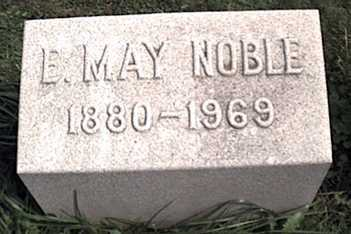 NOBLE, EDITH MAY - Niagara County, New York | EDITH MAY NOBLE - New York Gravestone Photos