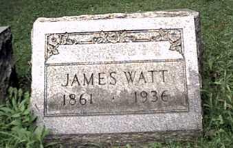 WATT, JAMES - Niagara County, New York | JAMES WATT - New York Gravestone Photos
