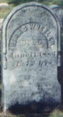 WHEELER, ISAAC, JR. - Oneida County, New York | ISAAC, JR. WHEELER - New York Gravestone Photos