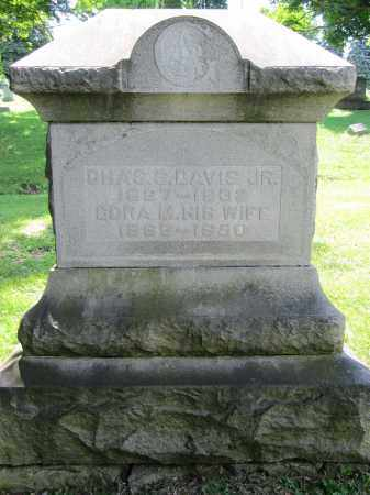 DAVIS, CHARLES S. JR. - Oneida County, New York | CHARLES S. JR. DAVIS - New York Gravestone Photos