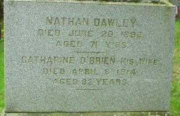 O'BRIEN DAWLEY, CATHARINE - Oneida County, New York | CATHARINE O'BRIEN DAWLEY - New York Gravestone Photos