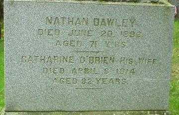 DAWLEY, NATHAN - Oneida County, New York | NATHAN DAWLEY - New York Gravestone Photos