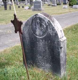 DONAHUE (CW), MICHAEL - Oneida County, New York   MICHAEL DONAHUE (CW) - New York Gravestone Photos