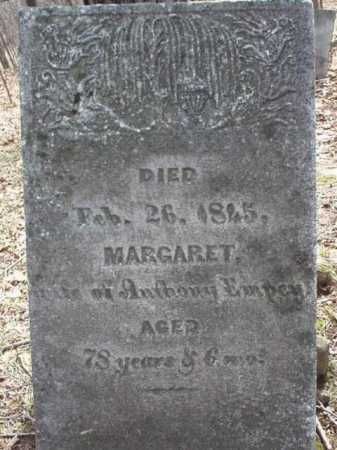 EMPEY, MARGARET - Oneida County, New York | MARGARET EMPEY - New York Gravestone Photos