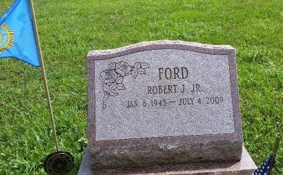 FORD, ROBERT J, JR - Oneida County, New York | ROBERT J, JR FORD - New York Gravestone Photos