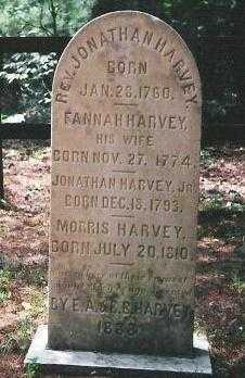 HARVEY, JONATHAN JR. - Oneida County, New York | JONATHAN JR. HARVEY - New York Gravestone Photos