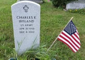 IRELAND, CHARLES E. - Oneida County, New York   CHARLES E. IRELAND - New York Gravestone Photos