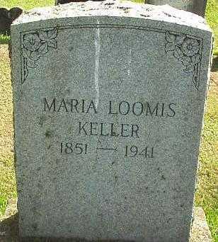 KELLER, MARIA - Oneida County, New York | MARIA KELLER - New York Gravestone Photos