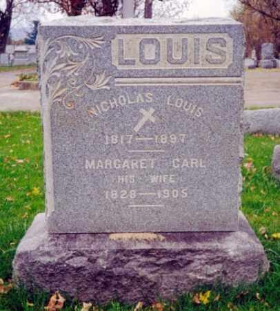 LOUIS, NICHOLAS - Oneida County, New York | NICHOLAS LOUIS - New York Gravestone Photos