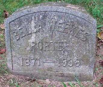 PORTER, BELLA - Oneida County, New York | BELLA PORTER - New York Gravestone Photos