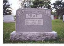 DONAHUE PRATT, ANNA - Oneida County, New York | ANNA DONAHUE PRATT - New York Gravestone Photos