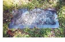 NIBBS, ESTELLA E - Oneida County, New York | ESTELLA E NIBBS - New York Gravestone Photos