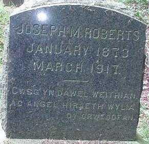 ROBERTS, JOSEPH M. - Oneida County, New York | JOSEPH M. ROBERTS - New York Gravestone Photos
