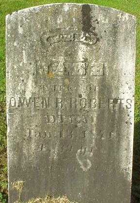 ROBERTS, JANE - Oneida County, New York | JANE ROBERTS - New York Gravestone Photos