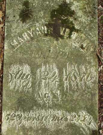 VROMAN, MARYANN - Oneida County, New York   MARYANN VROMAN - New York Gravestone Photos