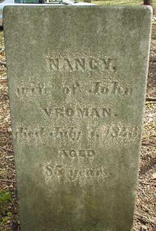 VROMAN, NANCY - Oneida County, New York | NANCY VROMAN - New York Gravestone Photos