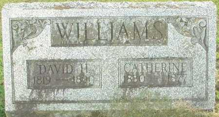 WILLIAMS, CATHERINE - Oneida County, New York | CATHERINE WILLIAMS - New York Gravestone Photos