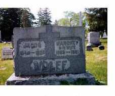 WOLFF, MARGARET - Oneida County, New York | MARGARET WOLFF - New York Gravestone Photos