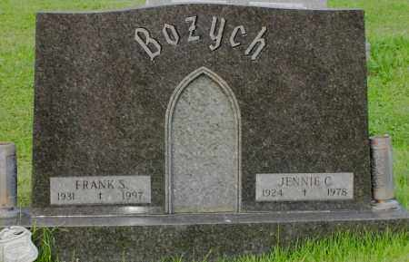 BOZYCH, FRANK S. - Onondaga County, New York | FRANK S. BOZYCH - New York Gravestone Photos