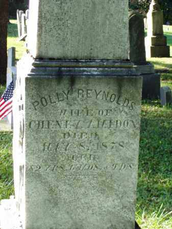 REYNOLDS, MARY POLLY - Onondaga County, New York | MARY POLLY REYNOLDS - New York Gravestone Photos