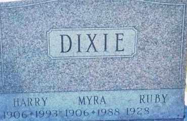 DIXIE, HARRISON NICHOLAS - Onondaga County, New York | HARRISON NICHOLAS DIXIE - New York Gravestone Photos