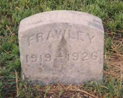 FRAWLEY, PAULINE ESTER - Onondaga County, New York | PAULINE ESTER FRAWLEY - New York Gravestone Photos