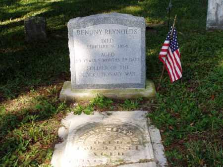 REYNOLDS, BENONI (Y) - Onondaga County, New York | BENONI (Y) REYNOLDS - New York Gravestone Photos