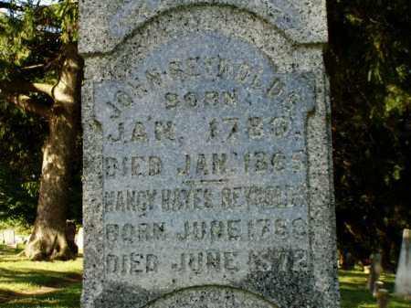 HAYES, NANCY - Onondaga County, New York | NANCY HAYES - New York Gravestone Photos