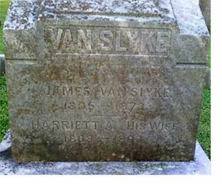 VAN SLYKE, HARRIETT A. - Onondaga County, New York | HARRIETT A. VAN SLYKE - New York Gravestone Photos