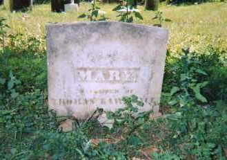 LAWRENCE, MARY - Ontario County, New York | MARY LAWRENCE - New York Gravestone Photos