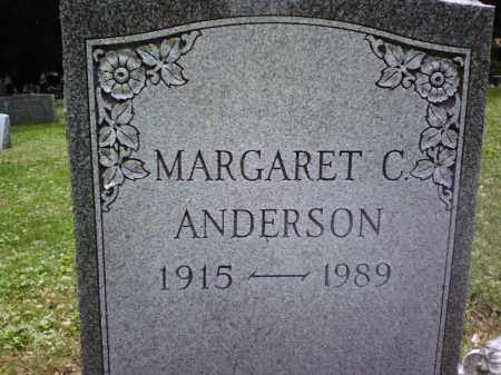 MURPHY ANDERSON, MARGARET C. - Orange County, New York | MARGARET C. MURPHY ANDERSON - New York Gravestone Photos