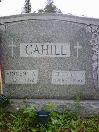 CAHILL, VINCENT A. - Orange County, New York | VINCENT A. CAHILL - New York Gravestone Photos