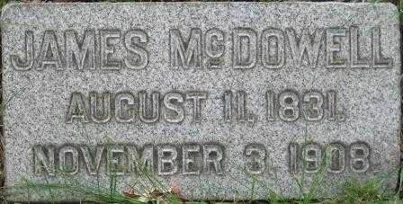 MCDOWELL, JAMES - Orange County, New York | JAMES MCDOWELL - New York Gravestone Photos