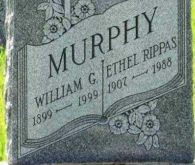MURPHY, WILLIAM G. - Orange County, New York | WILLIAM G. MURPHY - New York Gravestone Photos