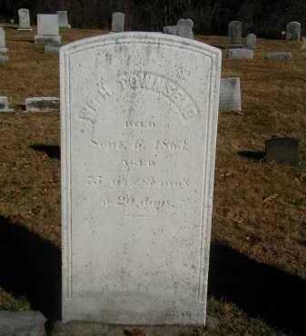 TOWNSEND, WILLIAM H. - Orange County, New York | WILLIAM H. TOWNSEND - New York Gravestone Photos