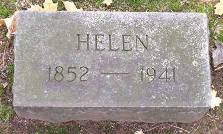 BANNISTER, HELEN ADELIA - Orleans County, New York | HELEN ADELIA BANNISTER - New York Gravestone Photos