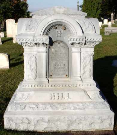HILL, ANNA M. - Orleans County, New York | ANNA M. HILL - New York Gravestone Photos
