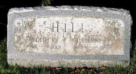 HILL, LAVERNE E. - Orleans County, New York | LAVERNE E. HILL - New York Gravestone Photos
