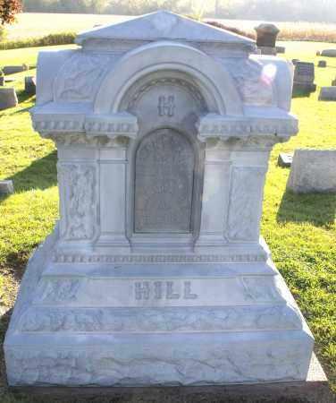 HILL, WAKEMAN - Orleans County, New York | WAKEMAN HILL - New York Gravestone Photos