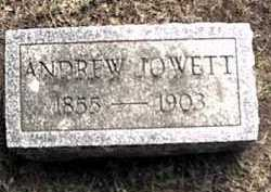 JOWETT, ANDREW - Orleans County, New York | ANDREW JOWETT - New York Gravestone Photos