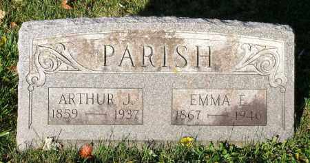 PARISH, EMMA E. - Orleans County, New York   EMMA E. PARISH - New York Gravestone Photos
