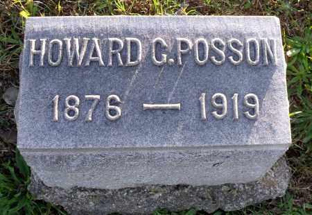 POSSON, HOWARD C. - Orleans County, New York | HOWARD C. POSSON - New York Gravestone Photos
