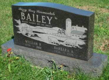 BAILEY, WILLIAM ROBERT - Oswego County, New York | WILLIAM ROBERT BAILEY - New York Gravestone Photos