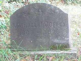COFFEY, MICHAEL J. - Oswego County, New York | MICHAEL J. COFFEY - New York Gravestone Photos