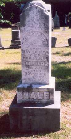 HALE, HENRY - Oswego County, New York | HENRY HALE - New York Gravestone Photos