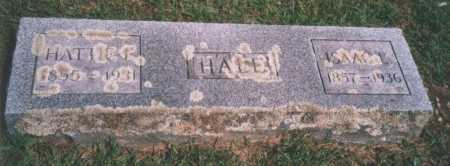 HALE, HARRIETTE (HATTIE) - Oswego County, New York | HARRIETTE (HATTIE) HALE - New York Gravestone Photos