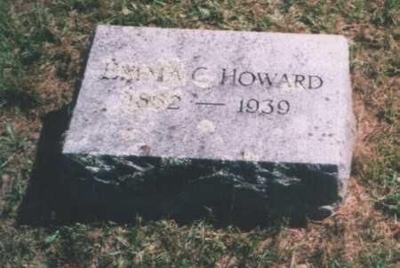 HOWARD, EMMA (EMILY) C. - Oswego County, New York | EMMA (EMILY) C. HOWARD - New York Gravestone Photos