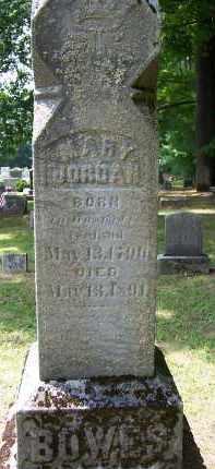 JORDAN, MARY - Oswego County, New York   MARY JORDAN - New York Gravestone Photos