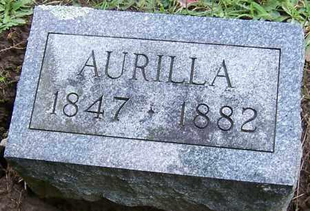 PITCHER, AURILLA - Oswego County, New York | AURILLA PITCHER - New York Gravestone Photos