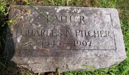 PITCHER, CHARLES - Oswego County, New York | CHARLES PITCHER - New York Gravestone Photos